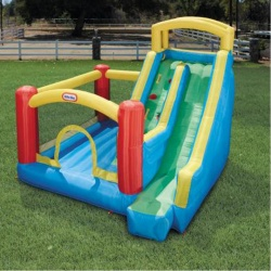 Giant Slide Bouncer