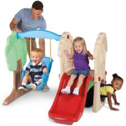 Little Tikes Hide & Seek™ Climber & Swing