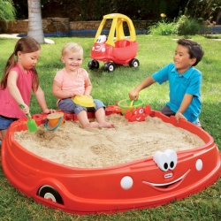 Cozy Coupe Sandbox