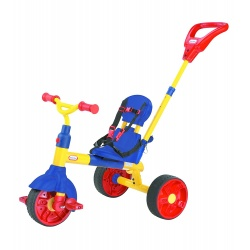 Learn To Pedal; 3-In-1 Trike