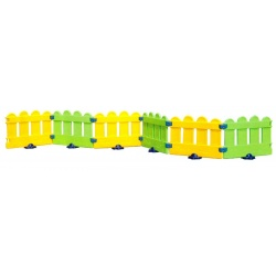 Plastic Fence Toy