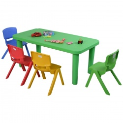 School Children Table and Chair